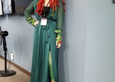 Costume Contest Winner: Melissa Gvozdanovic